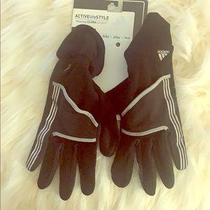 adidas life lightweight gloves